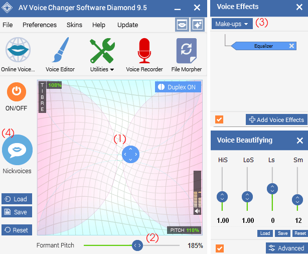 AV Voice Changer Software Diamond 15% OFF Discount Coupon